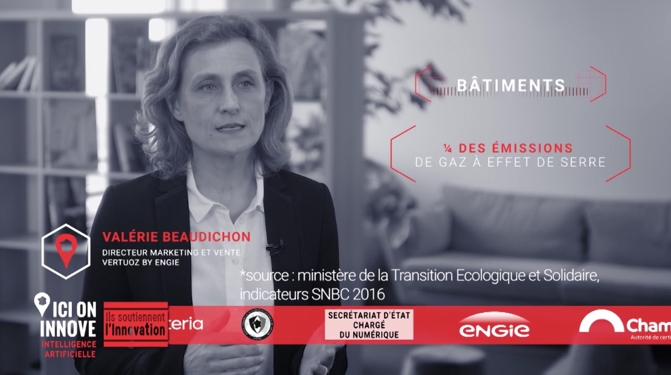 Valérie Beaudichon<br>Directrice marketing & vente Vertuoz by ENGIE